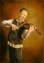 Fiddler #BD1054    (Boris Dubrov) - Simcha/ Happiness