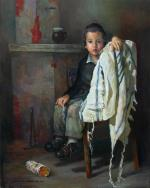 The Boy #BD1055  (Boris Dubrov) - Jewish Life