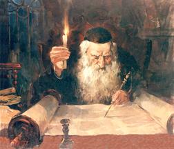 Editing the Torah scroll #2541  (Theodr Tolby) - Torah Learning