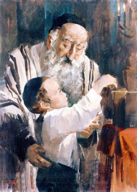 Charity #3376   (Theodor Tolby) - Jewish Life