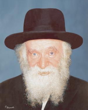R' Ahron Kotler #4231 (Carl Braude) - Rabbis