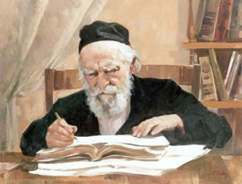 R' Moshe Learning #2554  (Theodore Tolby) - Rabbis