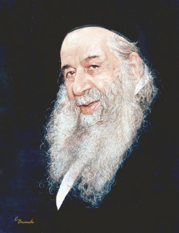 Rav Kopelman #4233  (Carl Braude) - Rabbis