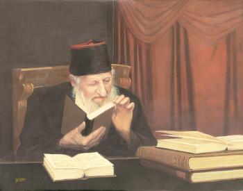 Rav Kaduri #7575   (Carl Braude) - Rabbis