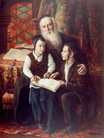 Zeidys Time #9084 (Vincent Louis) - Torah Learning
