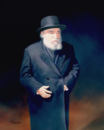 Rav Moshe #9219 (Carl Braude) - Rabbis
