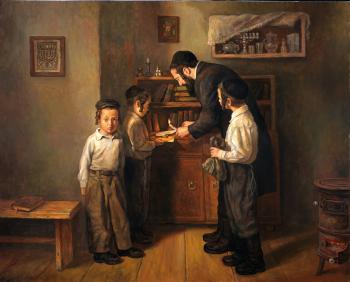 Search for Chametz. # BD1044. (Boris Dubrov) - Shabbos and Holidays