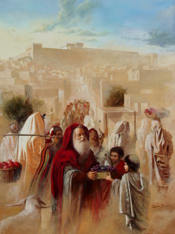 Bikurim #8 (Dennis Bachuss) - Shabbos and Holidays