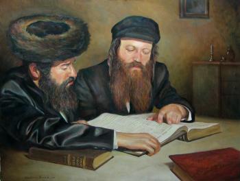 Torah study #BD1040  (Boris Dubrov) - Torah Learning
