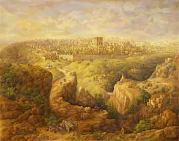 Jerusalem  (A.K.) - Jerusalem