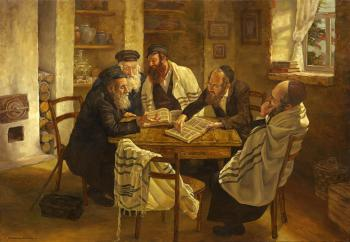 Discussion #BD1034   (Boris Dubrov) - Torah Learning