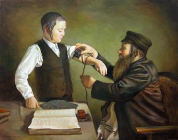Hanuchat Tefilen #BD1002   (Boris DUbrov) - Jewish Life