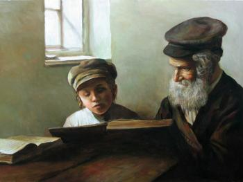 Teaching Torah 4 #BD1059   (Boris Dubrov) - Torah Learning