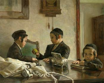 Kids Time #BD1011  (Boris Dubrov) - Shabbos and Holidays