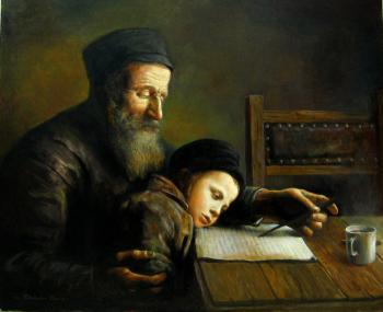 The son`s time #BD1036  (Boris Dubrov) - Torah Learning