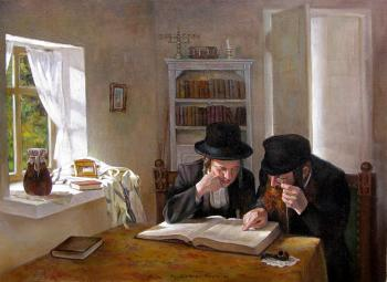 The lesson #BD1024  (Boris Dubrov) - Torah Learning