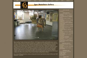International Gallery - Websites for Artists, Photographers, Galleries