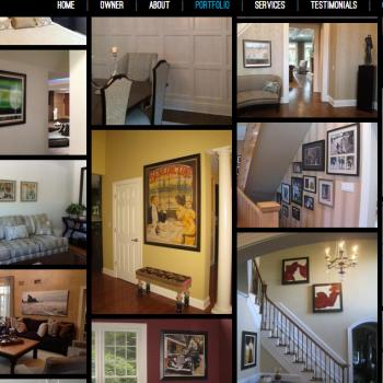 Interior Design Image Gallery - Websites for Artists, Photographers, Galleries