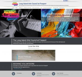 LIAC Long Island Arts Council - Websites for Artists, Photographers, Galleries