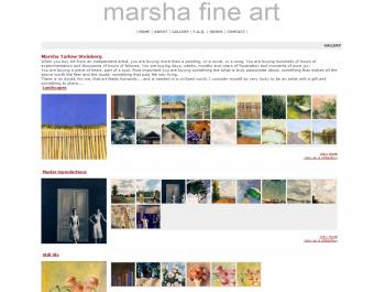 Arti's Portfolio (Marsha) - Websites for Artists, Photographers, Galleries