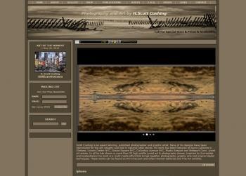 Scott - Websites for Artists, Photographers, Galleries