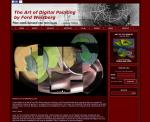 Advanced Artist Website Package