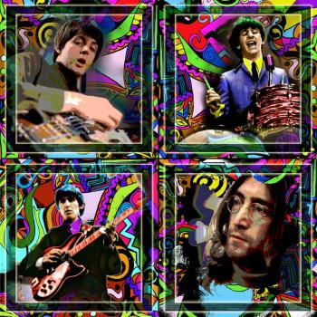 4beatles - Fred Kelly