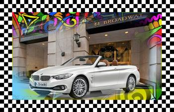 BMW 61 Broadway - Fred Kelly