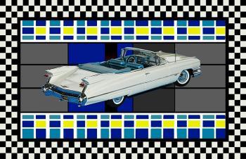 Classic Car 15 - Fred Kelly