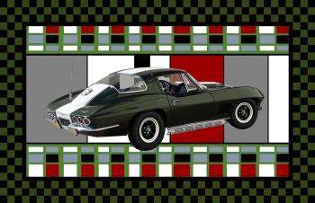 Classic Car 21 - Fred Kelly