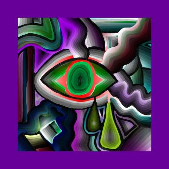 Watching You- color 3-K - Fred Kelly