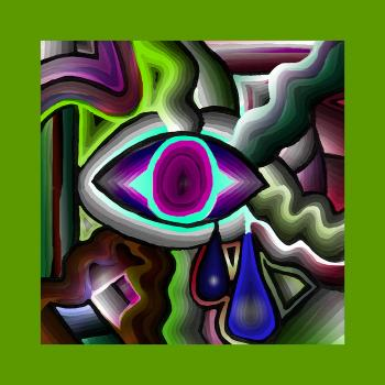 Watching You- color 4-K - Fred Kelly