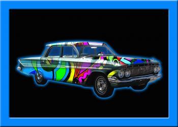 Freddy-Max car 3 - Fred Kelly