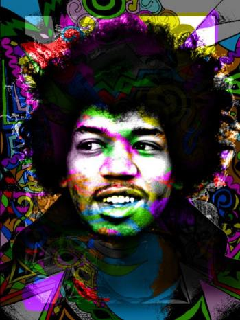 JIMI - Fred Kelly