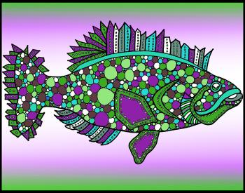 Flounder (KFish 1 - color 3)
