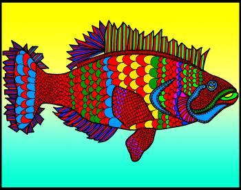 Flounder (KFish 2 - color 1)