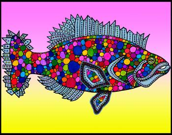 Flounder (KFish5 - color2)