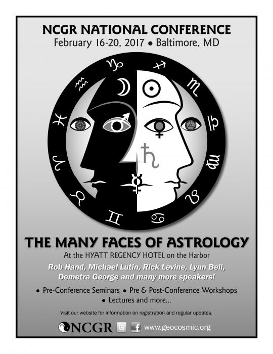 The Many Faces of Astrology 2017 Conference