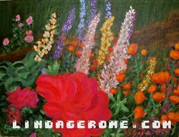 Botanical Garden # 1 - Linda Gerome