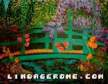 Botanical Garden #2 - Linda Gerome