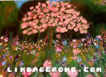 Botanical Garden # 4 - Linda Gerome