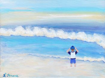 The beach boy - Linda Gerome