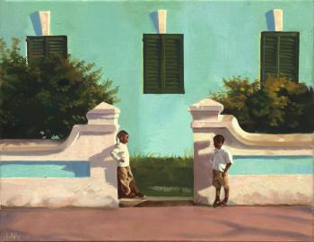 Children and buildings II