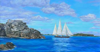 Under Sail - Lisa Rego