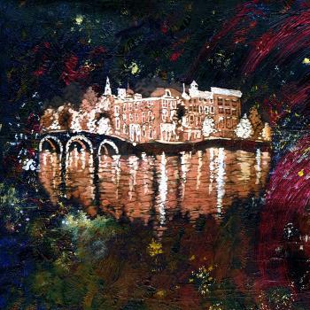 Dreamy Amsterdam - Nadia Mierau