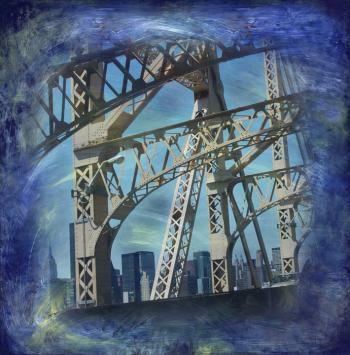 Quinsboro Bridge - Nadia Mierau