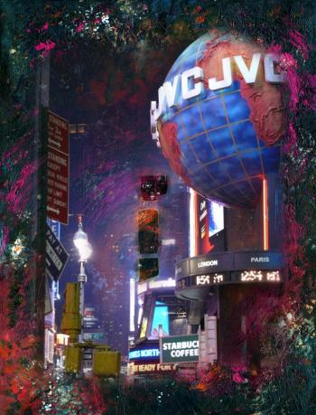 Times Square 2 - Nadia Mierau