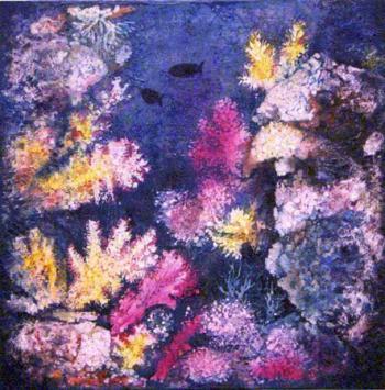 Underwater Garden - Nadia Mierau