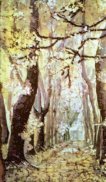 The Golden Path - Nadia Mierau