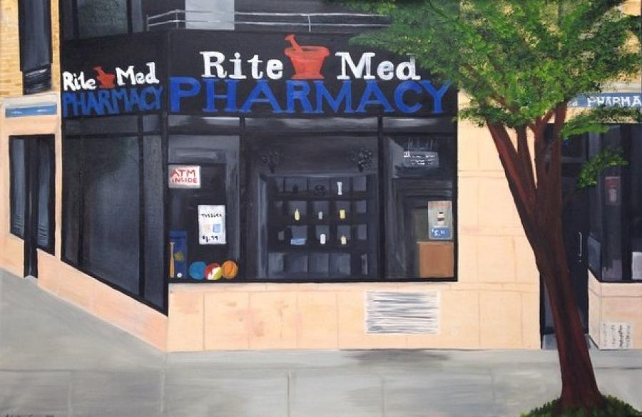 RiteMed - Original Paintings